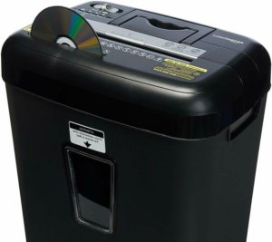 Amazon Basics 12 Sheet Shredder