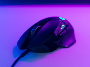 Silent Home Hub Silent Gaming Mouse