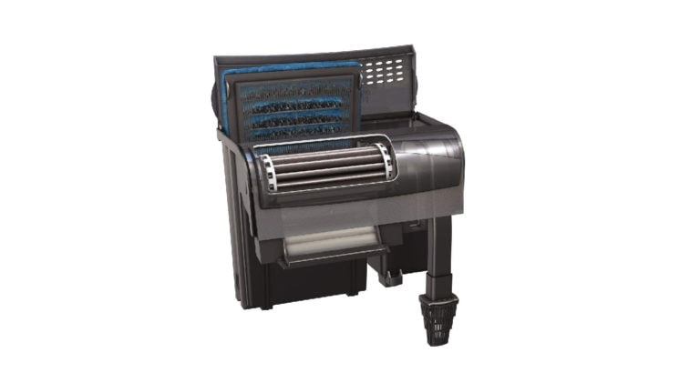 MarineLand Penguin Power Filter with Multi-Stage Filtration 2