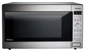 Panasonic Microwave Oven NN-SD372S Stainless Steel Countertop