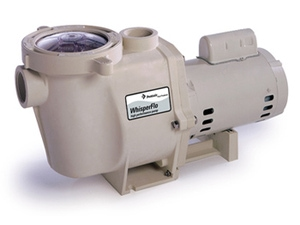 Pentair WhisperFlo Standard Motor Up-Rated Pump