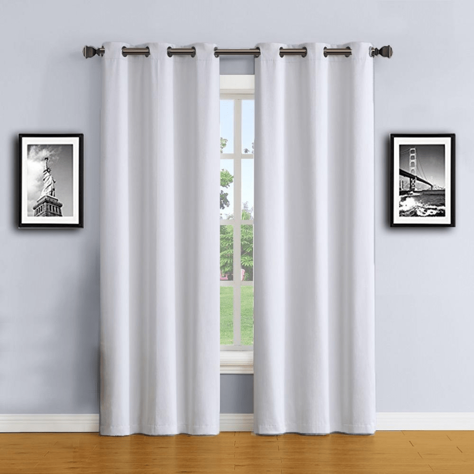 Warm Home Design Thermal Blackout Curtains