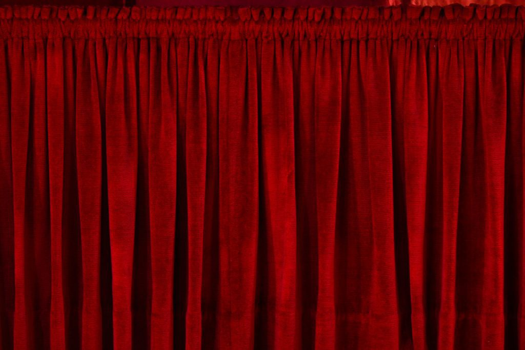Method 6: Hang Some Thick Soundproof Curtains Along Walls