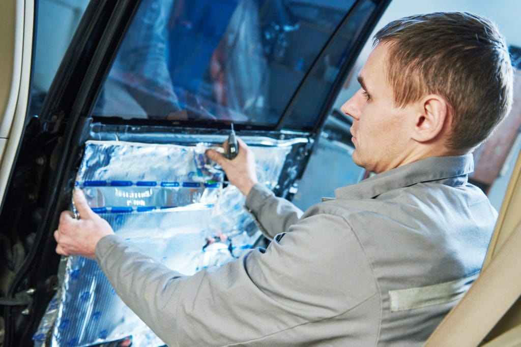 Qualities Of A Sound Deadening Material