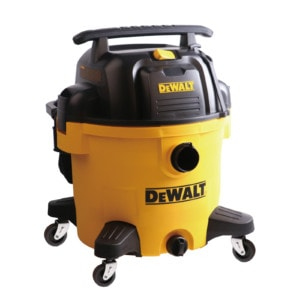 DEWALT DXV10P Quiet Poly Wet Dry
