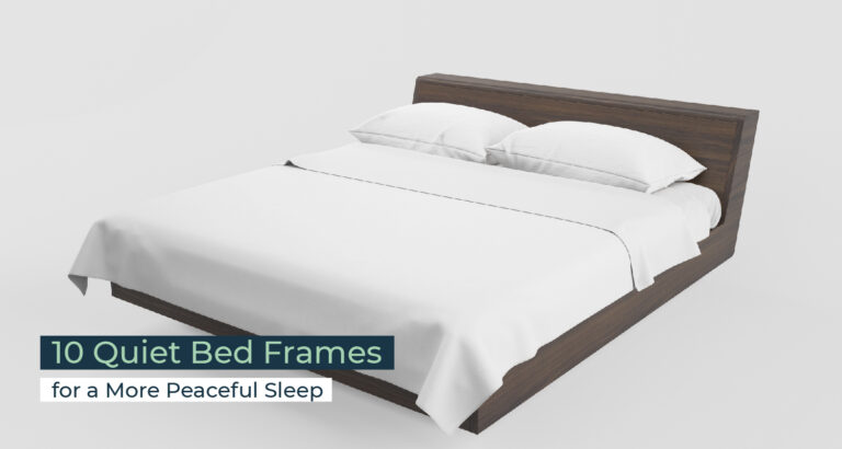 Silent Home Hub Quiet Bed Frames