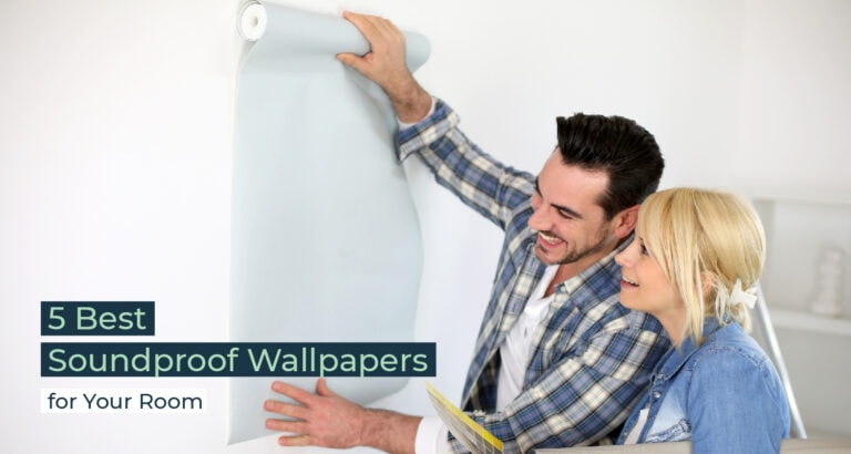 Silent Home Hub Soundproof Wallpapers