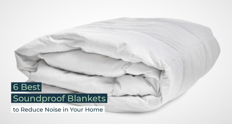 Silent Home Hub Soundproof Blankets