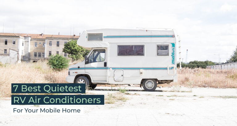 Silent Home Hub Quietest RV Air Conditioners