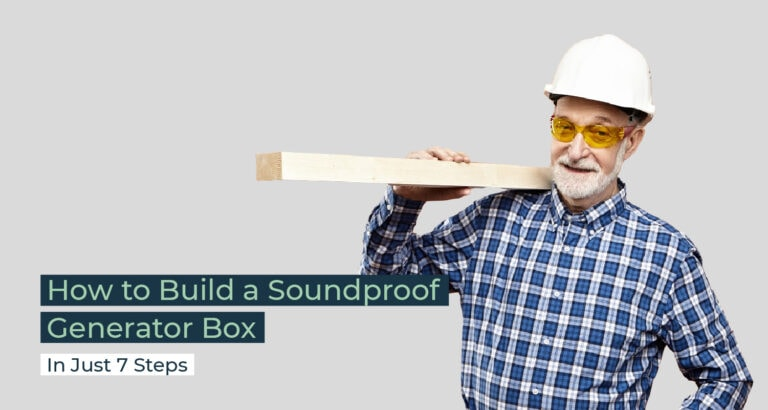 Silent Home Hub How To Build A Soundproof Generator Box