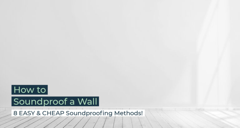 Silent Home Hub How to Soundproof a Wall