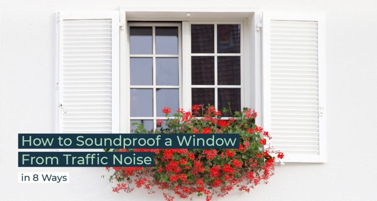 Silent Home Hub How to Soundproof a Window