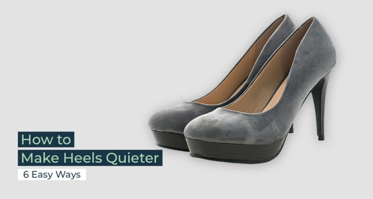 Silent Home Hub How to Make Heels Quieter