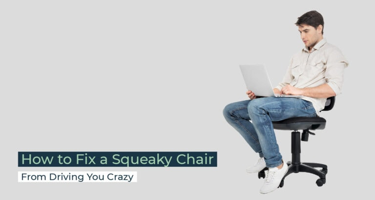Silent Home Hub Squeaky Chair