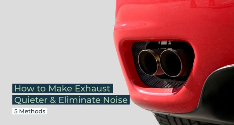 Silent Home Hub How to Make Exhaust Quieter