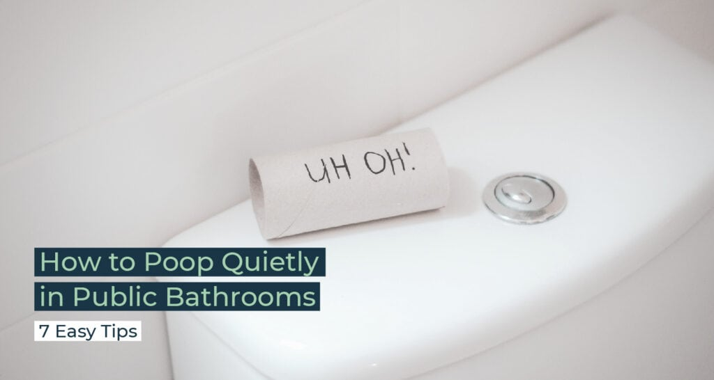 Silent Home Hub How to Poop Quietly