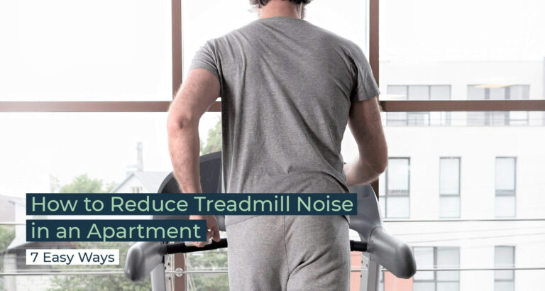 Silent Home Hub How to Reduce Treadmill Noise in an Apartment
