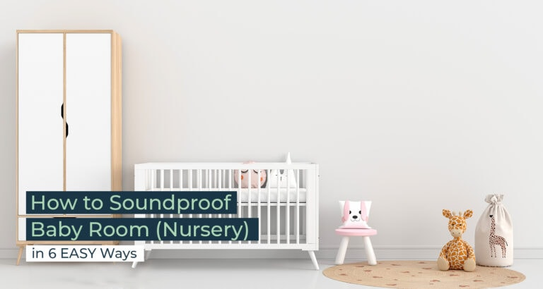 Silent Home Hub Soundproof Baby Room