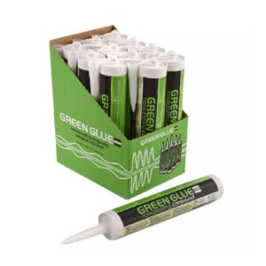 Green Glue Noiseproofing Compound 1