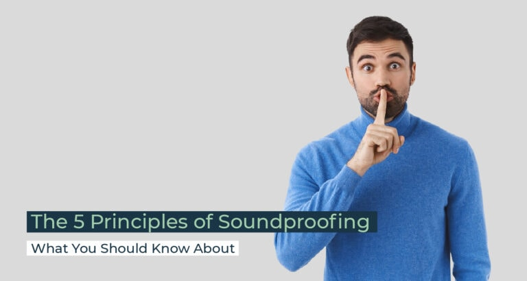 Principles of Soundproofing